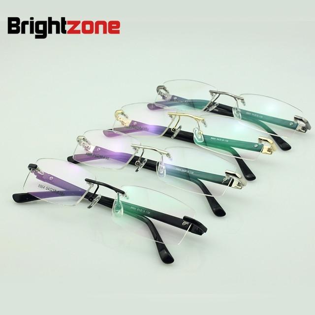 d468efa6a53 Men s prescription eyeglasses designer frame optiacl glasses plastic  temples eyewear RX-able Jiong 8864