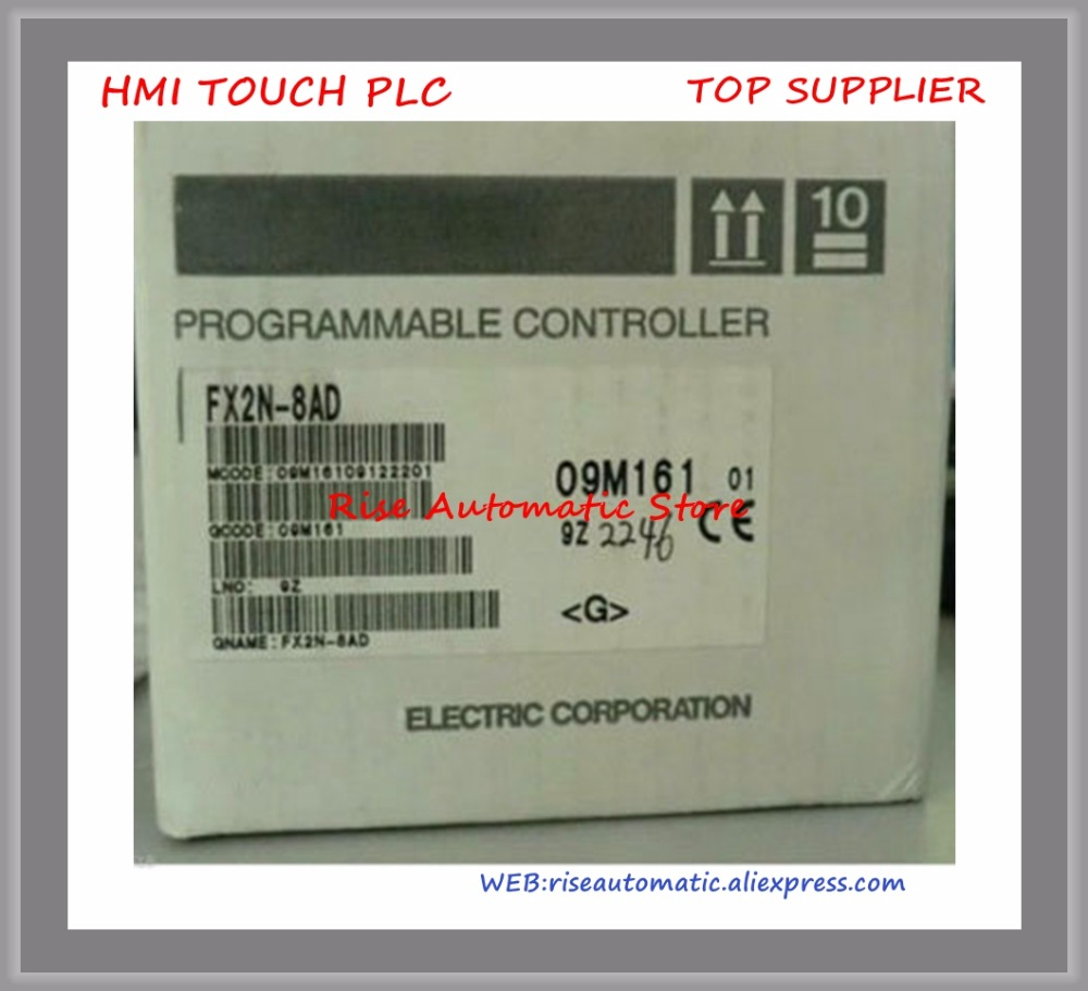 New Original Programmable Controllers Module PLC FX2N-8AD Special function blocks 100% test good qualityNew Original Programmable Controllers Module PLC FX2N-8AD Special function blocks 100% test good quality