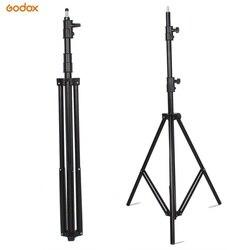 Godox 280cm 2,8 m soporte para trípode de luz de estudio de vídeo de alta resistencia con tornillo de 1/4