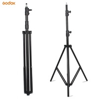 Godox 280cm 2.8m Photography Video Studio Light Tripod Support Stand With 1/4 Screw For Softbox Lamp Holder LED Light Flash