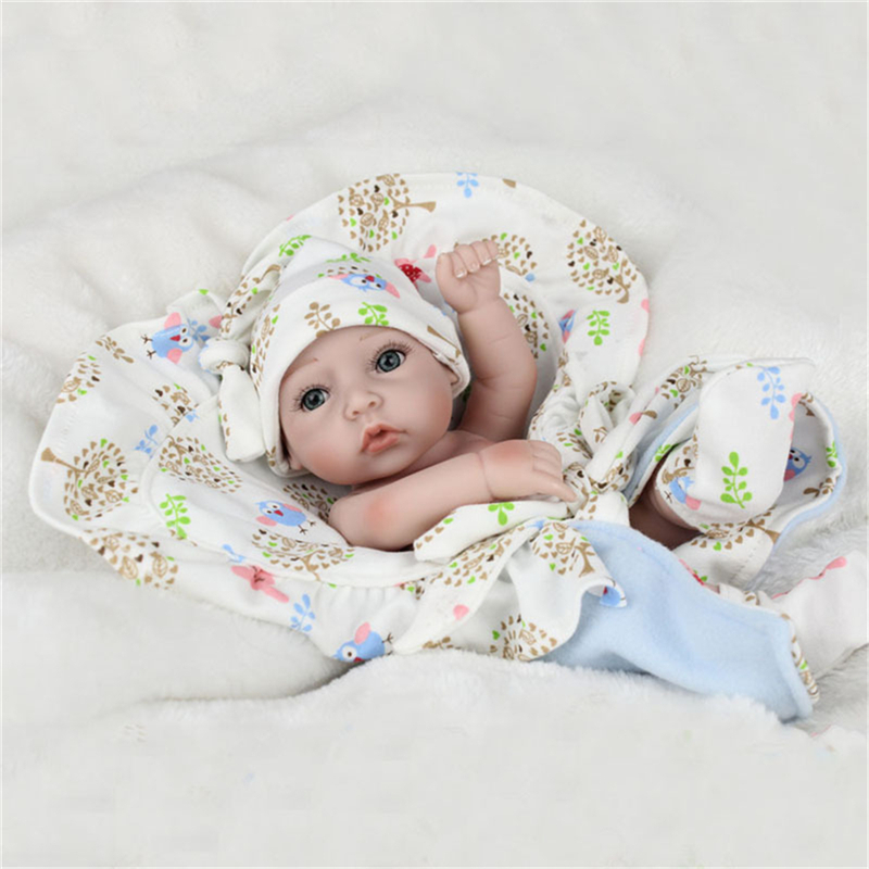 All-rubber Simulation of Regenerated Doll Reborn Lifelike Baby Doll Cute Companion Doll that Can be Put into the Water корнуэлл б гибель королей