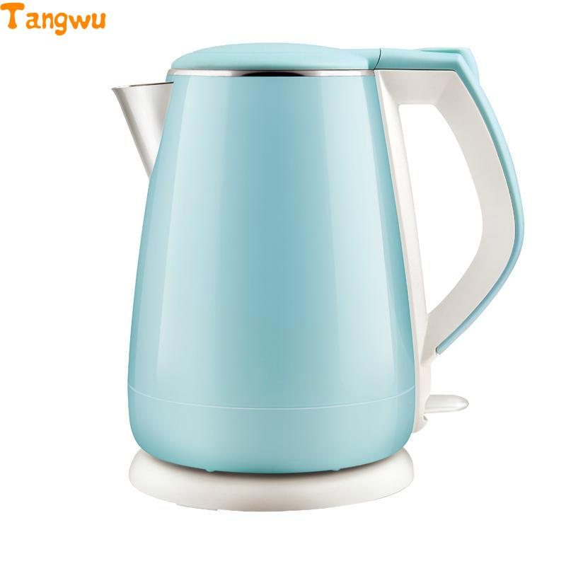 Free shipping Official Website Of The Flagship Store Electric Kettle Full Steel Open Electric kettles недорго, оригинальная цена