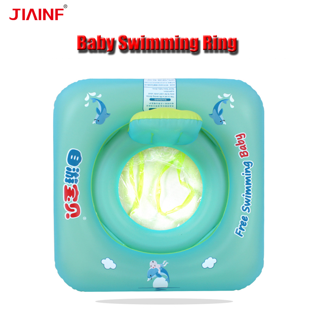 Baby Sitting Swimming Ring Inflatable Infant Armpit Floating Kids Swim Pool Bathing An Inflatable Circle For A Doll