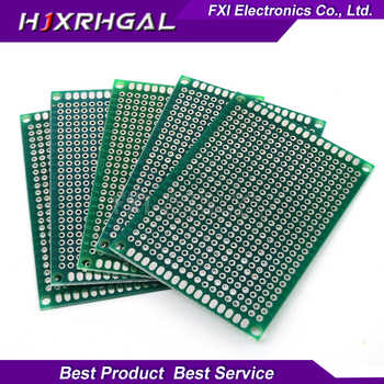 100pcs 5x7cm 5*7 Double Side Prototype PCB diy Universal Printed Circuit Board  igmopnrq - DISCOUNT ITEM  0% OFF All Category