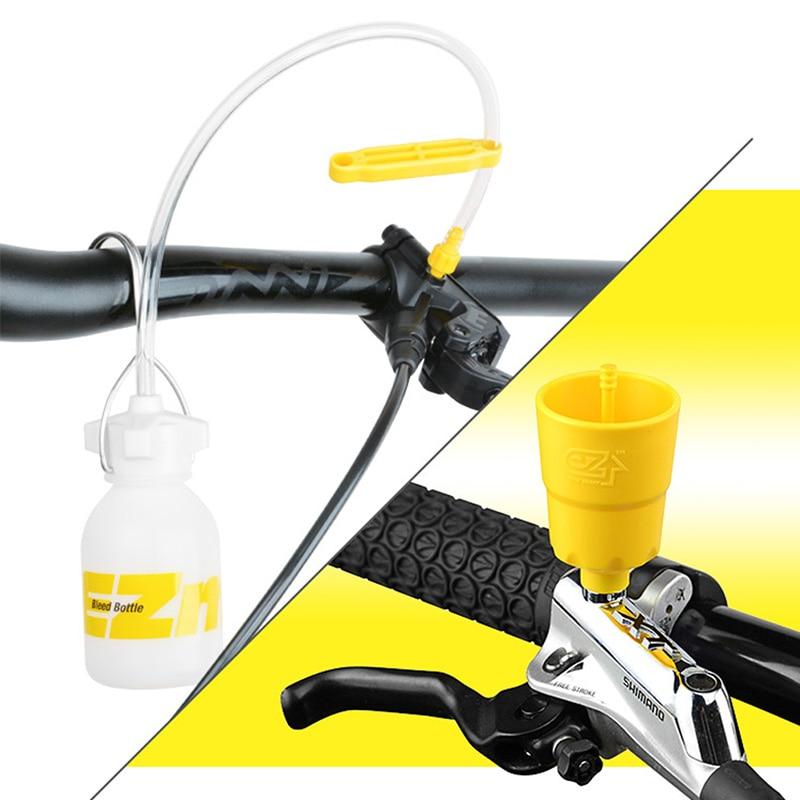 MTB Bicycle Hydraulic Disc Brake Oil Bleed Kit Bike Repair Tools for SRAM Heiß