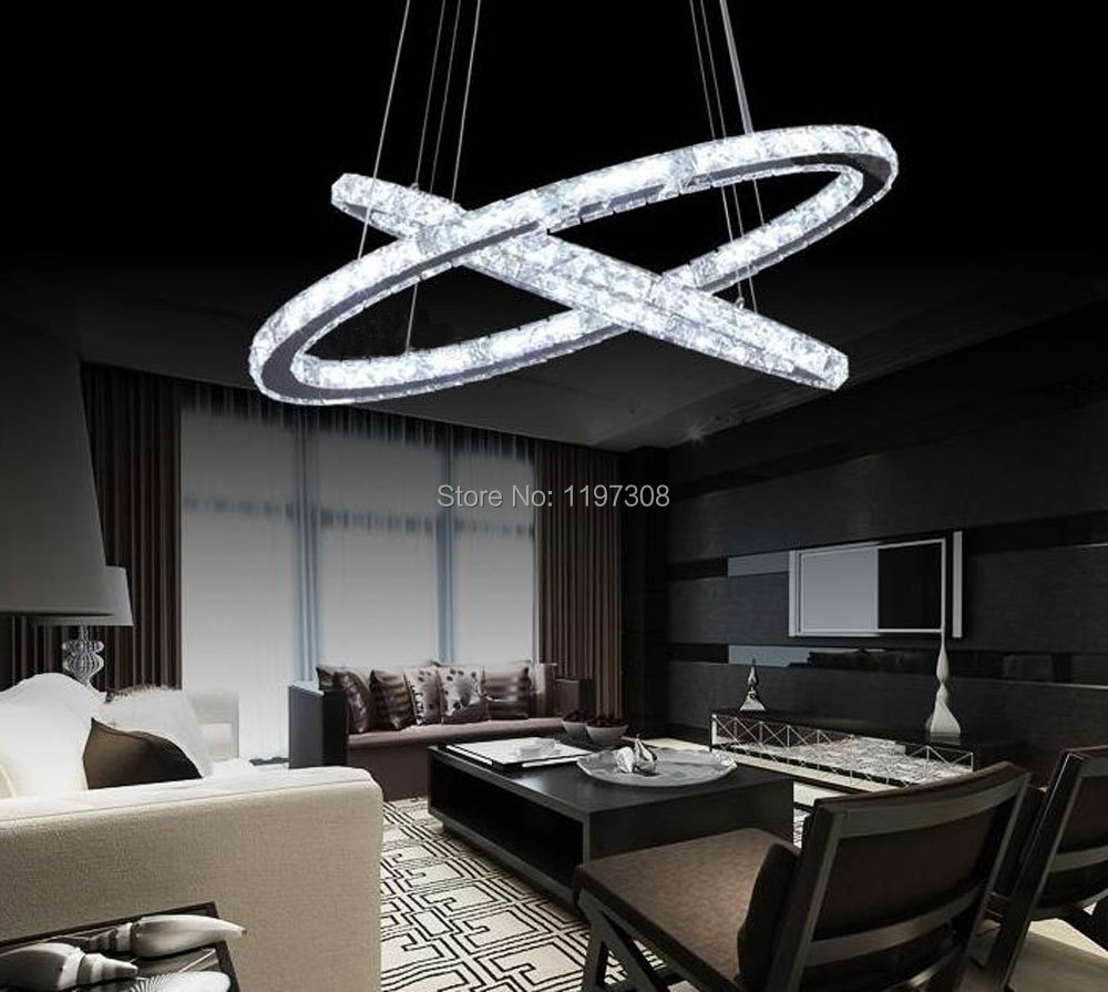LED Crystal Pendant Lamp Lighting