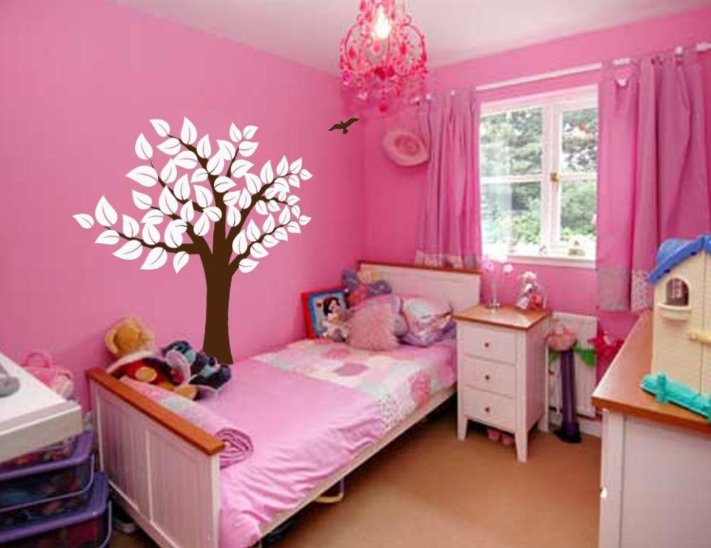 Wall decal girl nursery
