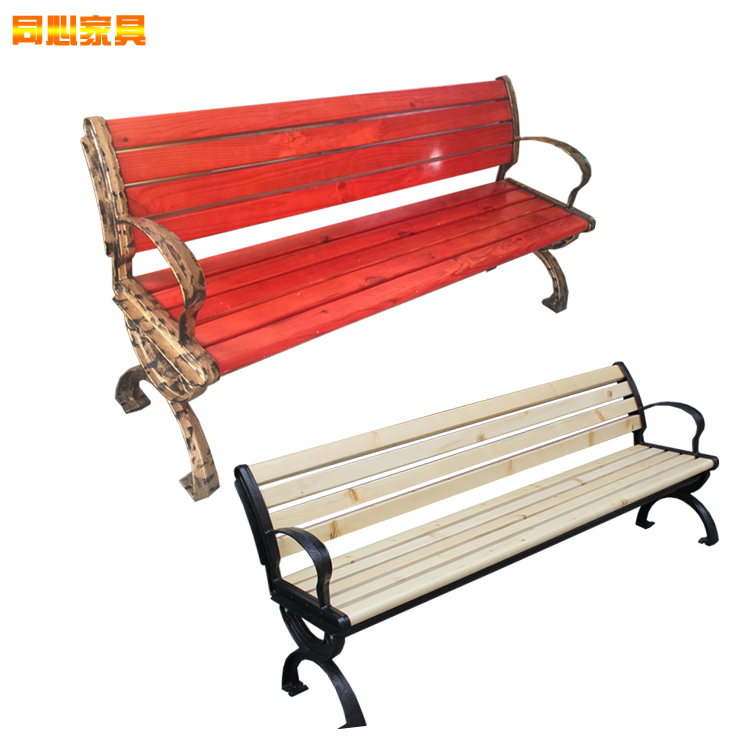 Park Benches Garden Chairs Outdoor Cast Iron Wood Preservative