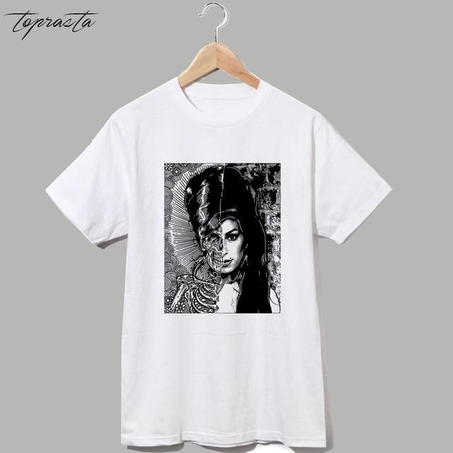Amy winehouse sid Jimi Hendrix David Bowie vintage camiseta hombres mujeres  top camiseta artículo NO- 7df083eb783