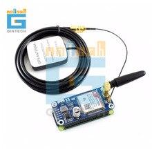 SIM7000C SIM7000 NB IoT / eMTC / EDGE / GPRS / GNSS sombrero para Raspberry Pi