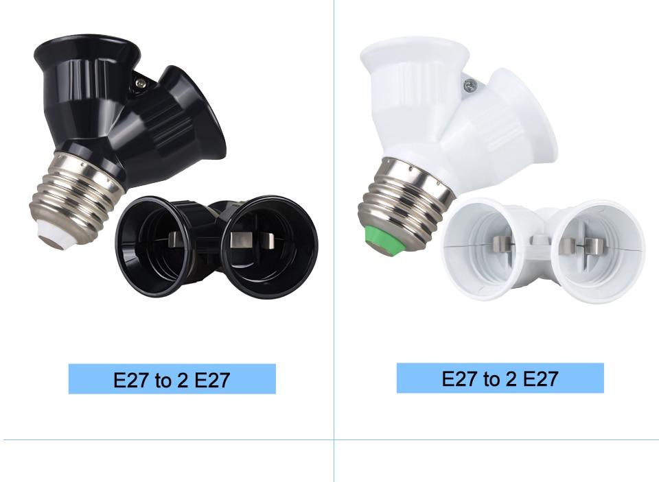 lamp holder base E27 to E14 B22 (8)