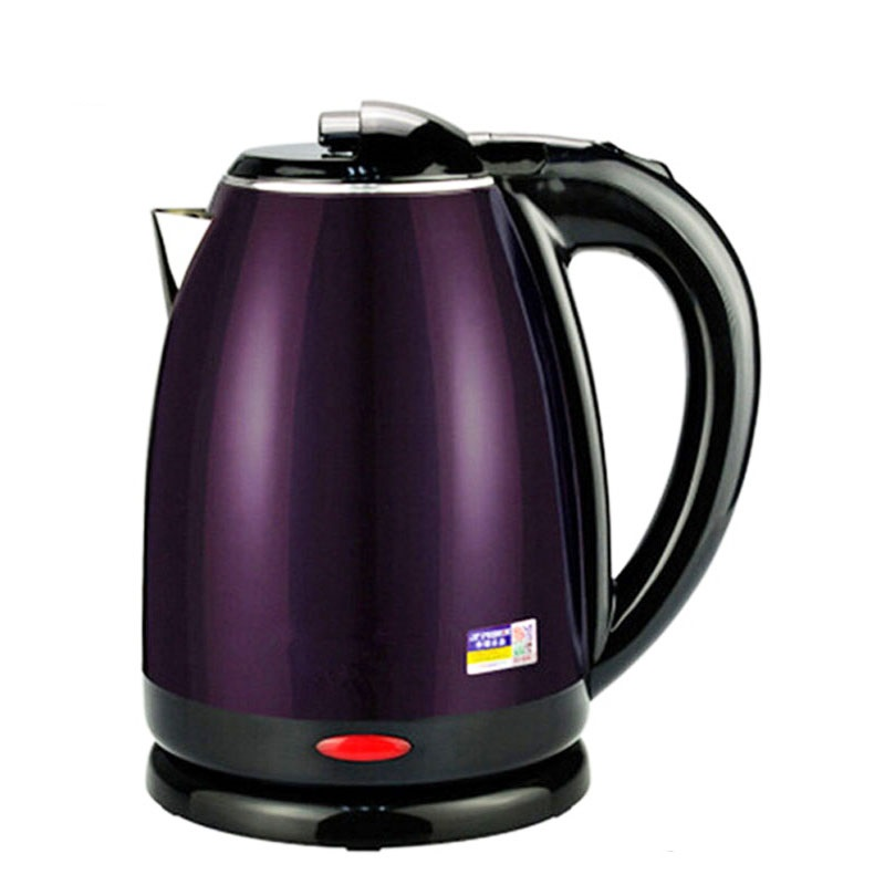 Freeshipping Ac220 240v 1500w Power 2.0l Capacity Electric Kettle Heating Hot Pot Water Split