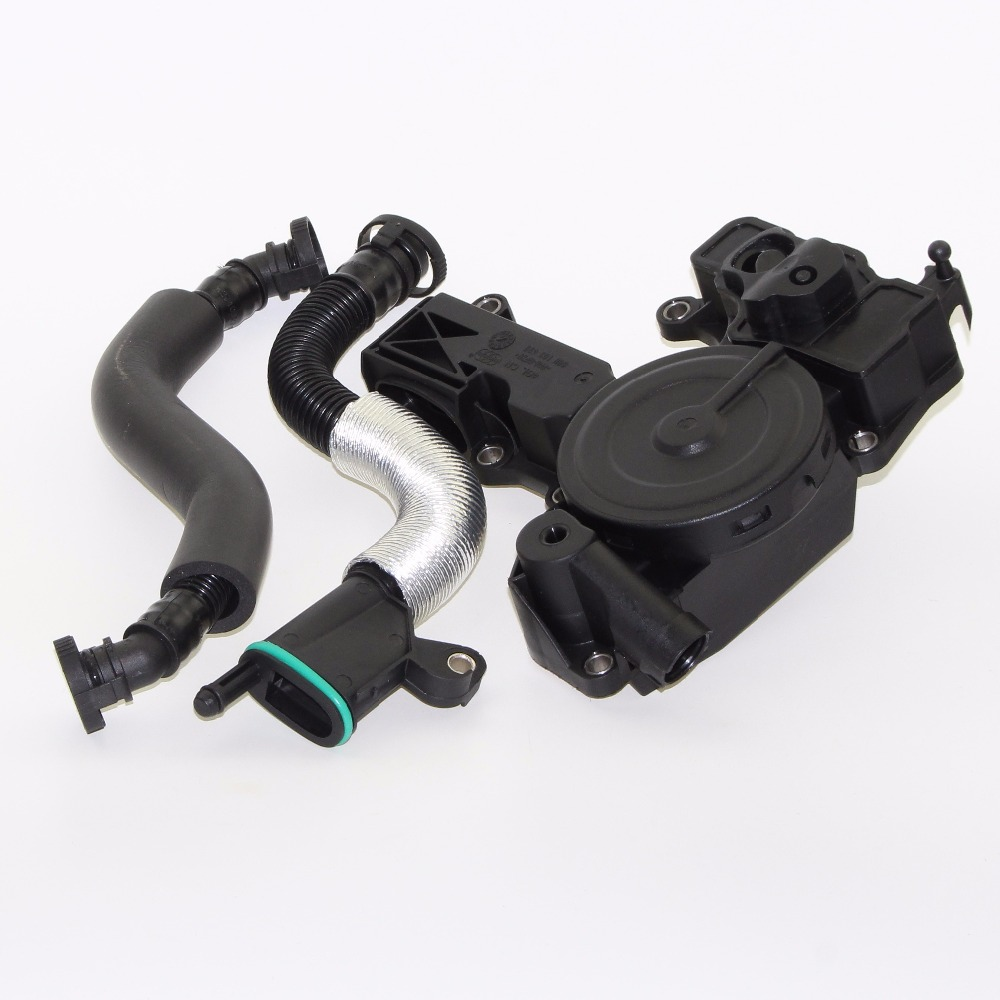 OEM PVC Oil Water Separator Breather Hose Exhaust Pipe For Golf Jetta Passat Octavia Seat Leon