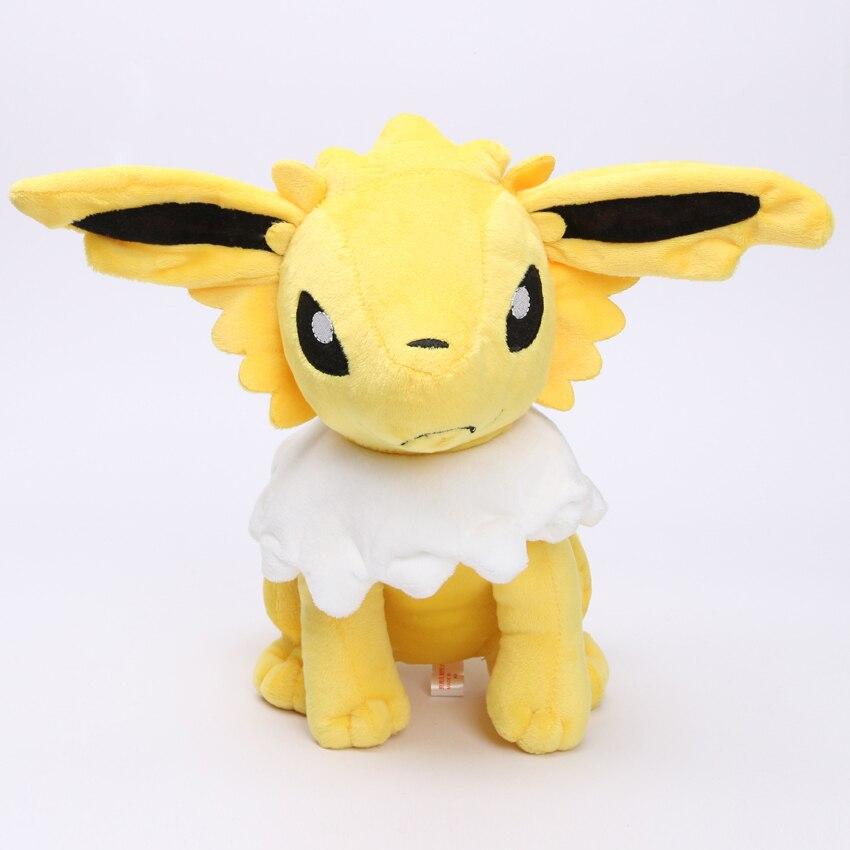 Pokemon Plush Eevee Jolteon Umbreon Flareon Espeon Vaporeon Stuffed Animal Dolls Big 30cm Pokemon Toys 3