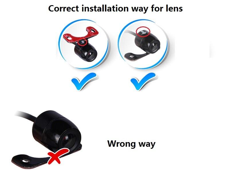 M6l original câmera dupla do carro de wifi lente completa hd 10800 p câmera dvr da motocicleta, gps do apoio da câmera do carro e g sensor - 5
