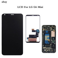 5.5 For LG Q6 G6 Mini M700 M700N LCD Display Touch Screen Digitizer Assembly Replacement For LG Q6 Screen No Dead Pixel