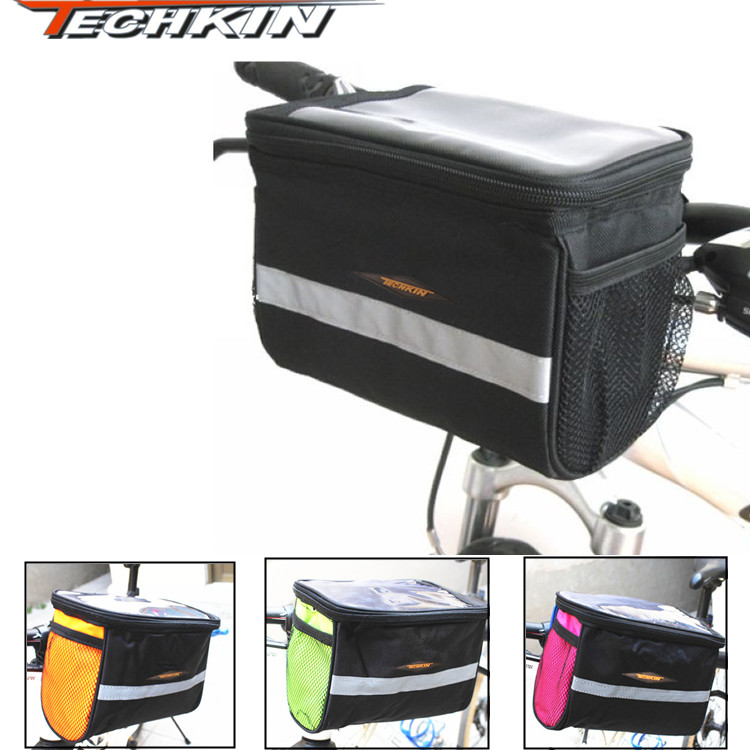 Factory production20334 TECHKIN bicycle mountain bike handlebar package car charter first ride a bicycle accessor