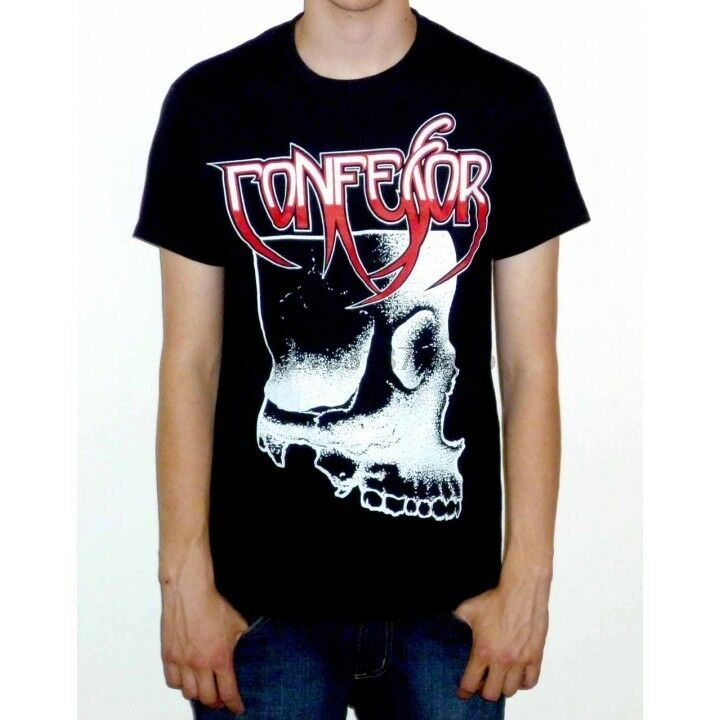 Confessor /'Condemned/' Black NEW /& OFFICIAL! T-Shirt