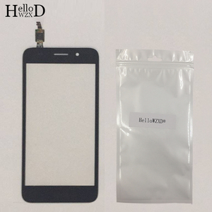 Image 4 - Touch Screen TouchScreen For Huawei Y3 2017 CRO U00 CRO L02 CRO L22 Touch Glass Front Digitizer Panel Sensor + Protector Film