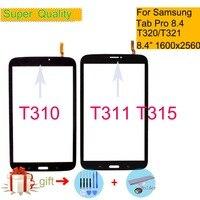 Tela sensível ao toque Para Samsung Galaxy Tab 3 8.0 T310 T311 T315 SM T310 SM T311 SM T315 Painel da Tela de Toque Digitador Tablet Sensor de Vidro|Painéis e LCDs p/ tablet| |  -