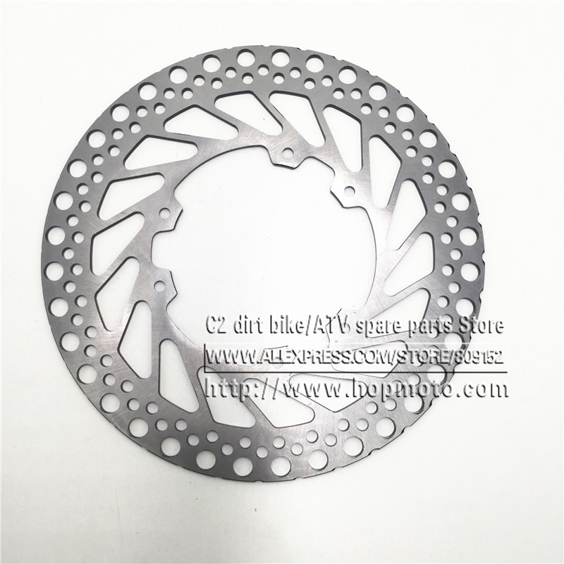 240mm Front Brake Disc Plate For Kayo T4 dirt pit bike Motocross 250cc off road motorycycle