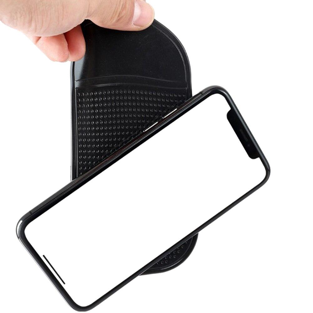 Anti-slip Car Dashboard Sticky Heat-resistant Pads Non-Grip Car Mats Non-slip Pad Car Pane Universal Place