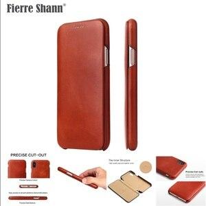 Image 1 - Custodia Flip in pelle di lusso per iphone 12 mini 11 pro x xs max xr 6 6s 7 8 plus Se 2020 Apple Phone coque Cover accessori shell