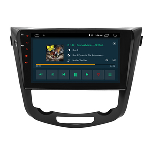 Image 5 - Android 9.1 IPS Screen Car Stereo for Nissan X Trail Qashqail 2014 2017 DVD Player 2 Din Radio Video GPS Navigation Multimedia