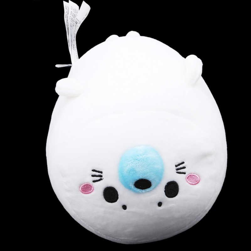 Милые уплотнения морж Пингвины плюшевые игрушки плюшевая игрушка-Животное Мультфильм Подушка прекрасный Рождественский подарок для детей каваи подарки ко дню Валентина