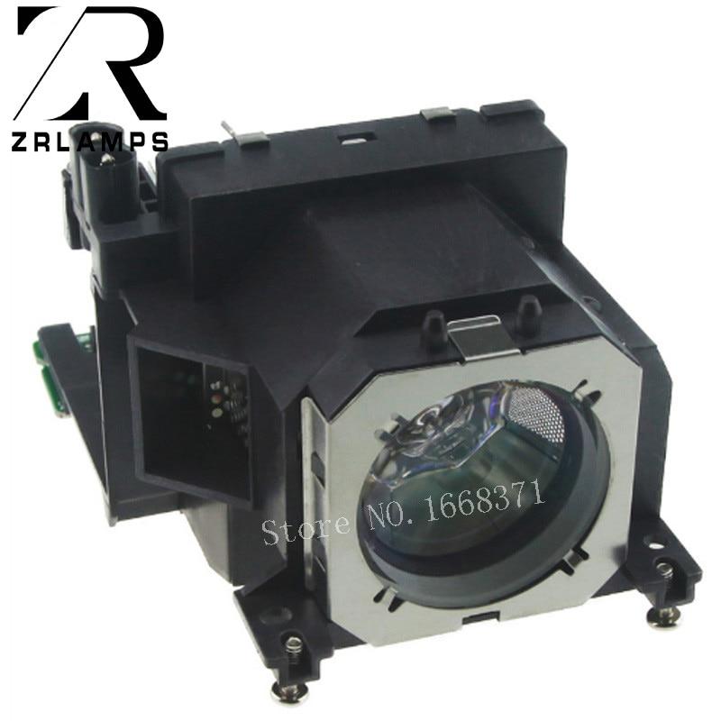 ZR Top Quality ET LAV200 ETLAV200 Projector Bulb With Housing For PT VW430 PT VW431D PT