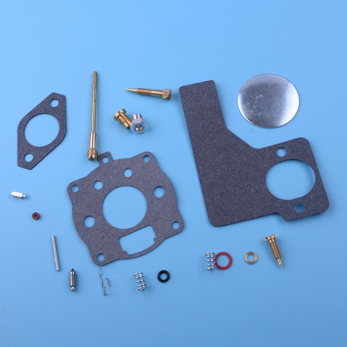 LETAOSK Carburetor Repair Kit Fit For Briggs Stratton 394989 10HP 11HP 16HP Engine