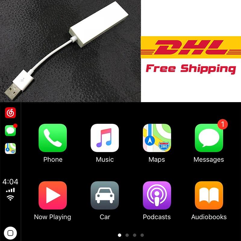 Apple Mini Radio CarPlay Adapter Smart USB Dongle Stick