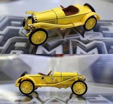 1:43 retro paduan mobil model, model simulasi tinggi Skoda mobil antik, diecasts logam, koleksi toy kendaraan, gratis pengiriman