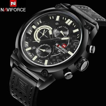 Naviforce 9068L waterproof watch with box