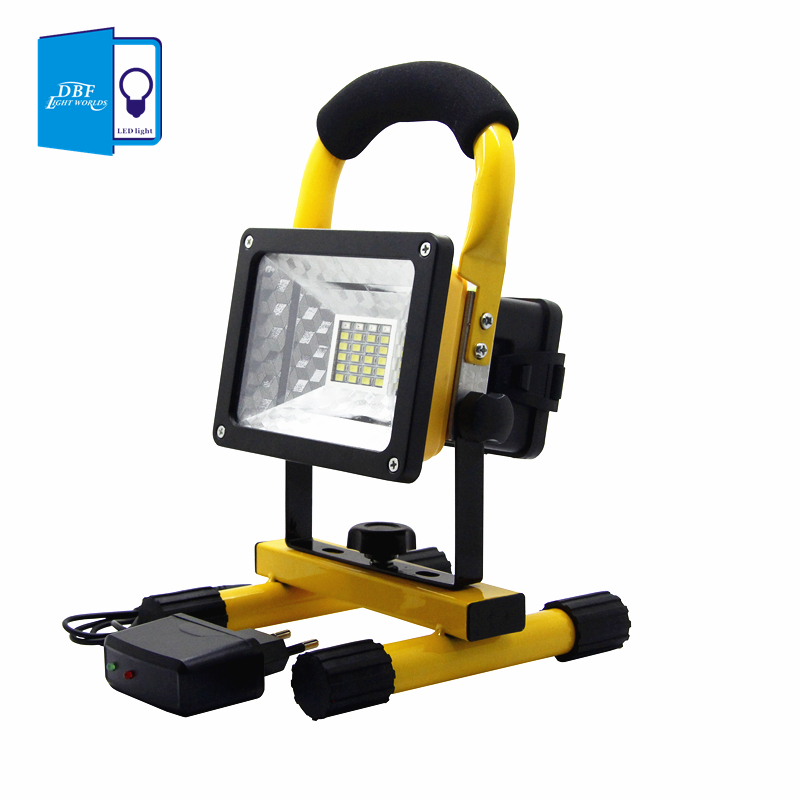 [DBF]Waterproof IP65 SMD3528 24LED 3models 30W LED Flood light Portable SpotLights Rechargeable Outdoor LED Work Emergency light portable emergency rechargeable led flood light 30w 24led waterproof ip65 camping lamp outdoor spotlight floodlight