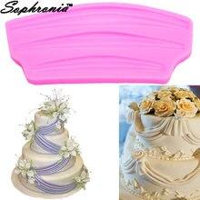 Шоколадная форма sophronia классическая для кексов выпечки мастики