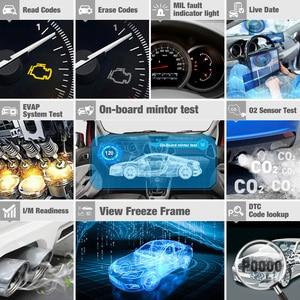 Image 3 - Lançamento x431 crp123 obd2 eobd automotivo scannerabs airbag srs motor de transmissão ferramenta diagnóstico do carro multilingue atualização gratuita
