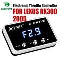 Автомобильный электронный контроллер дроссельной заслонки гоночный ускоритель мощный усилитель для LEXUS RX300 2005 Тюнинг Запчасти аксессуар