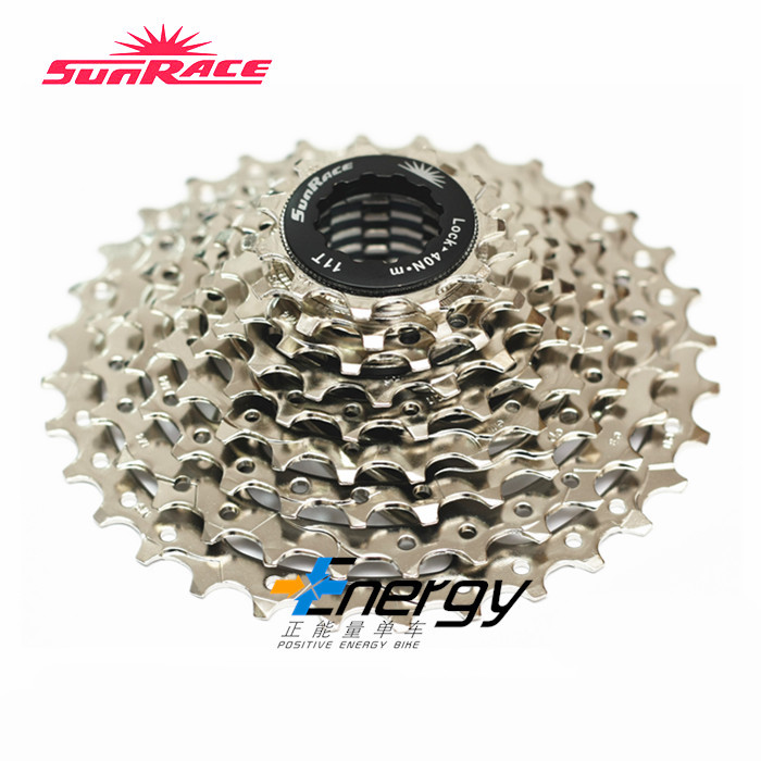 Sunrace 7 speed MTB Mountain Bike Cassete Sprocket 7 Speed Flywheel 7S 11T-28T Bicycle parts