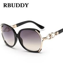 RBUDDY 2017 Oculos High Quality Sunglasses Women Glasses pearl Hollow Vintage Sunglasses Women Brand Designer Ladies Sun Glass