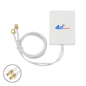 28dBi 4G антенна 2 x TS9 широкополосная антенна усилитель сигнала для 4G 3G LTE мобильный маршрутизатор GDeals