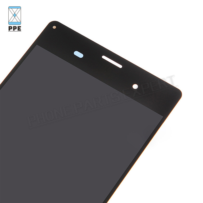 Sony Xperia Z3 LCD & Digitizer Assembly - black (4)
