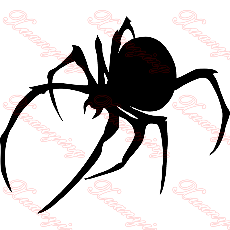 Us 2 65 41 Off Trendy Stickers Car Styling Black Widow Spider Car Stickers Motorcycle Vinyl Decal Exterior Accessories Jdm In Car Stickers From