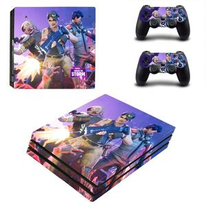 Image 5 - PS4 Pro Skin Sticker Decal Vinyl Voor Sony Playstation 4 Console En 2 Controllers PS4 Pro Skin Sticker