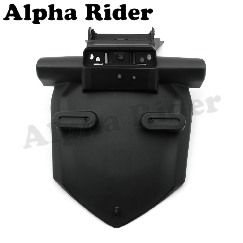 Rear Fender Mudguard Cover License Registration Plate Holder Taillight Bracket Support for Yamaha FZ600 FZ6 Fazer