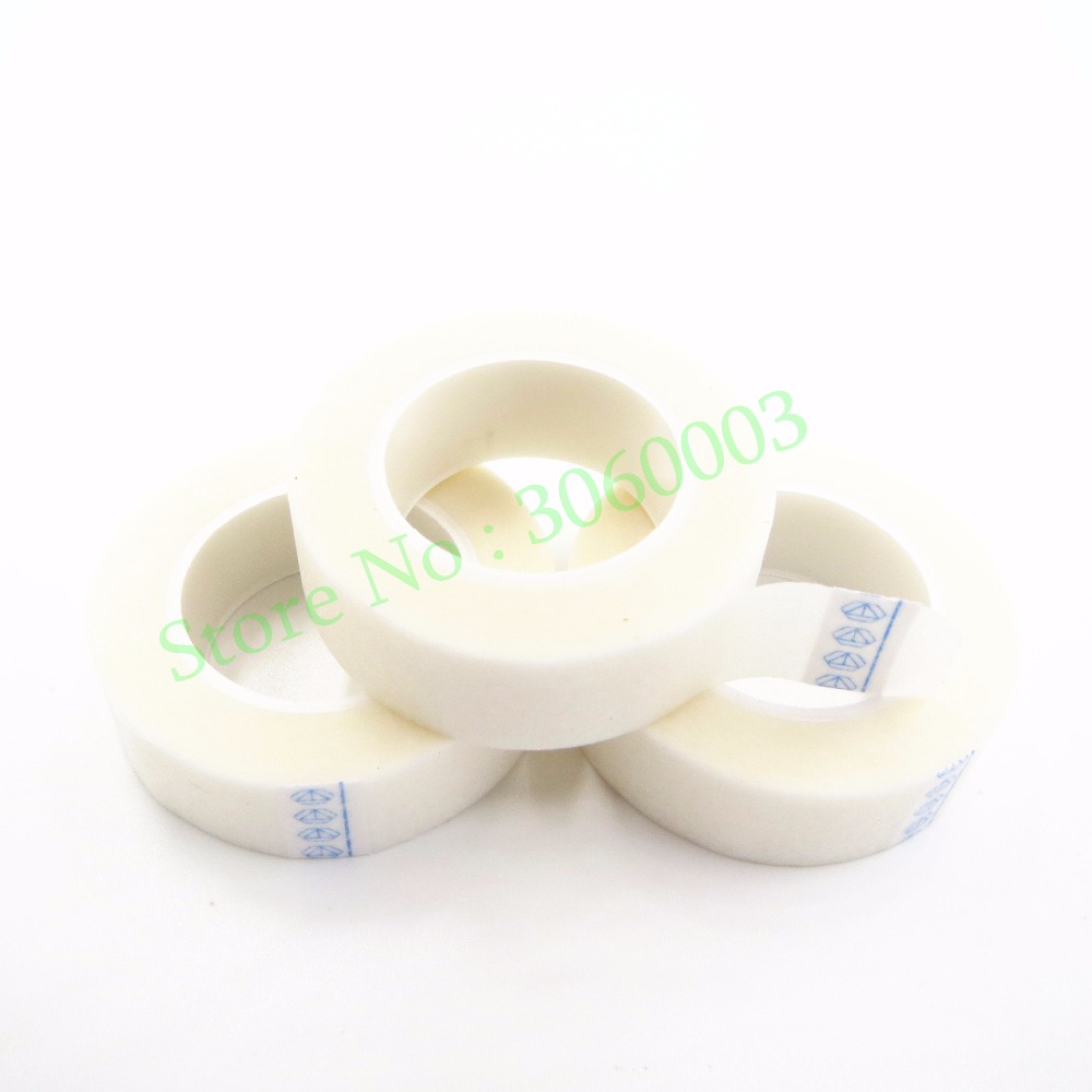 10Rolls Professional Eyelash Lash Extension Supply Micropore Paper Medical Tape