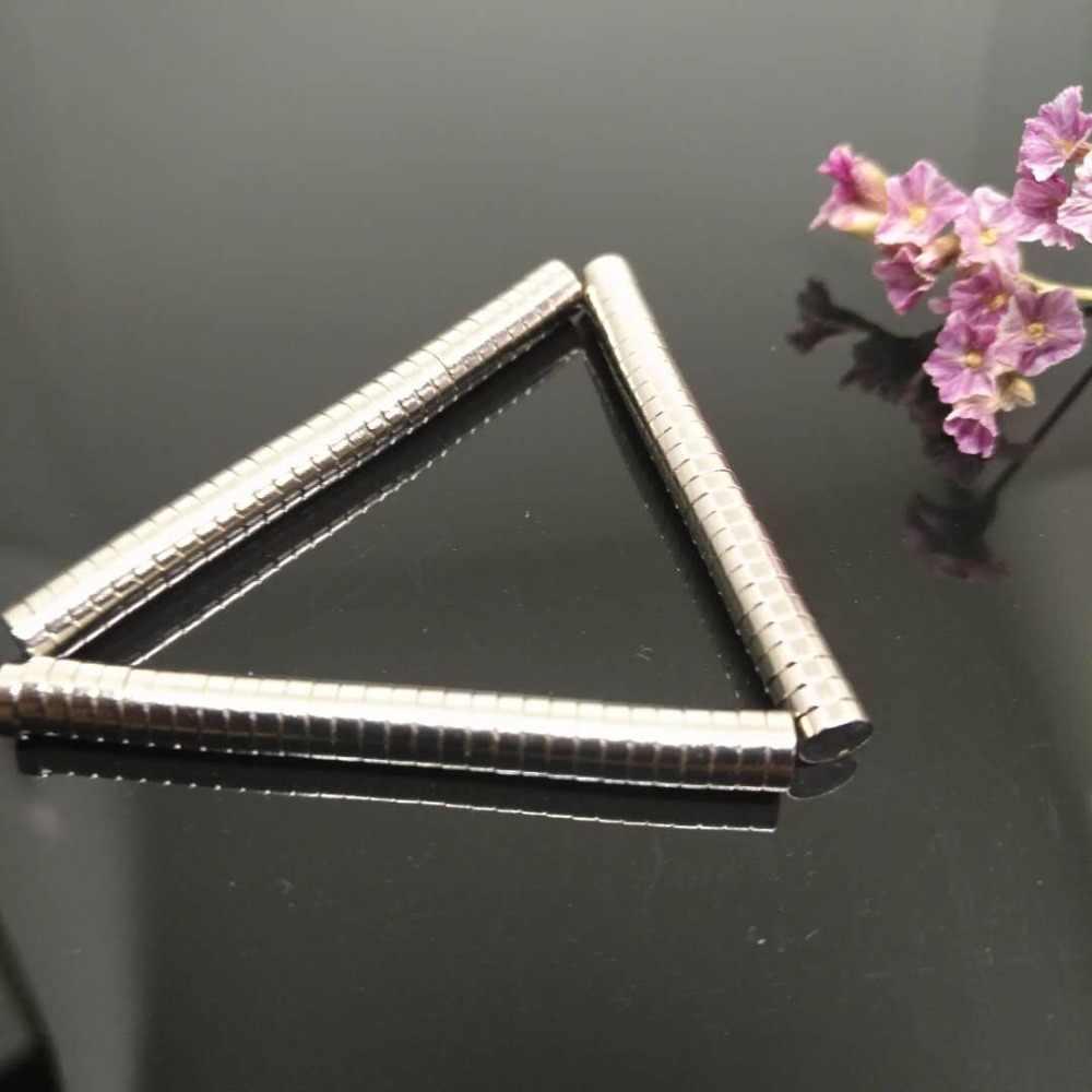 """4x1.5mm מיקרו מגנטים קטן עגול NdFeB נאודימיום דיסק מגנטים Dia 4 מ""""מ x 1.5mm N35 נדיר כדור הארץ NdFeB מגנט"""