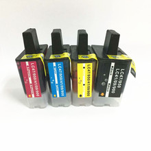 Vilaxh For Brother LC47 LC950 LC41 LC09 LC900 ink cartridge compatible for DCP 110C 115C 117C 120C 310CN 315C 315CN