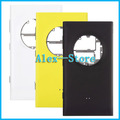 With SIM Card Tray Original  for Nokia Lumia Back Battery Door for Nokia Lumia 1020 Back Cover Housing Replacement Free shipping