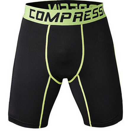 Mens Compression Shorts 2016 Summer Camouflage Bermuda